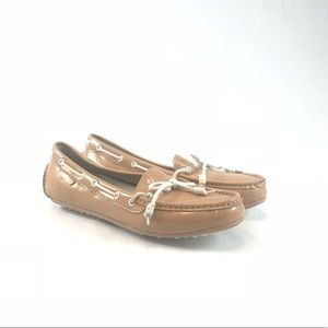 Cole Haan woman's patent leather loafers